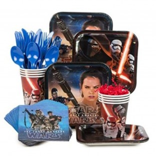 Party Supplies - Star Wars