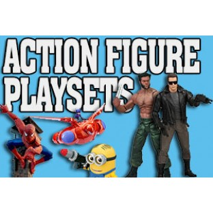 Action Figure Playsets