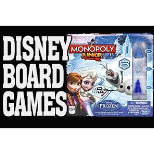 Disney Board Games