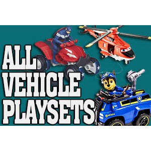 All Vehicle Playsets