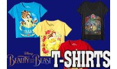 Beauty and The Beast T-Shirts