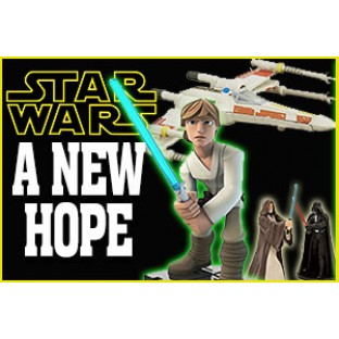 Toys from A New Hope(1977)