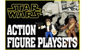 Star Wars Action Figure Playsets