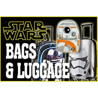 Star Wars Bags & Luggage