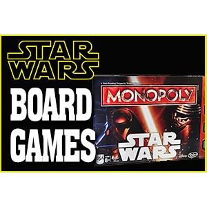 Star Wars Board Games