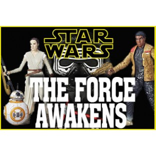Toys from The Force Awakens (2015)