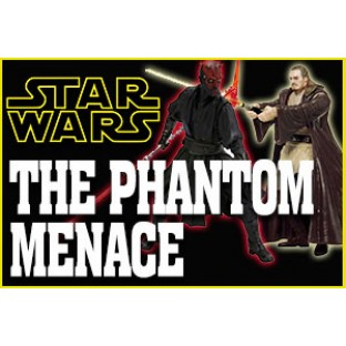 Toys from Star Wars: Episode 1 - The Phantom Menace (1999)