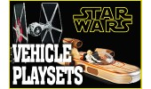 Star Wars Vehicle Playsets