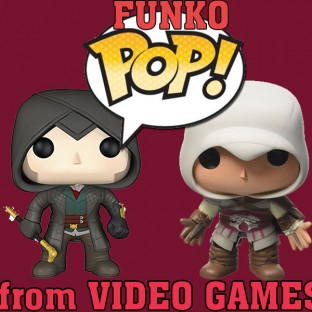 Funko Pop! from Video Games