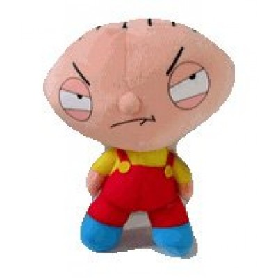 9in Stewie Griffin Plush Toy - Family Guy Stuffed Toys