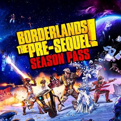 Borderlands: The Pre-Sequel Season Pass - PS3 [Digital Code]