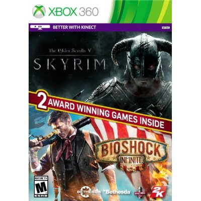 The Elder Scrolls: V:Skyrim & Bioshock Infinite Bundle - Xbox 360