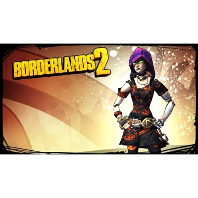 Borderlands 2: Mechromancer Supremacy Pack [Online Game Code]