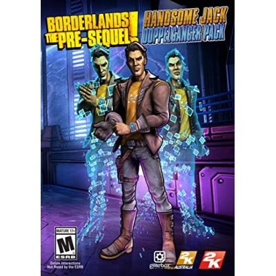 Borderlands The Pre-Sequel: Handsome Jack Doppelganger Pack [Online Game Code]