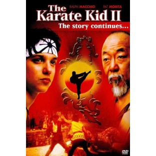 The Karate Kid, Part 2 (1986)