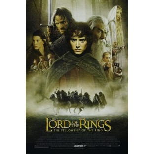 The Lord of the Rings: Fellowhsip of the Ring (2001)