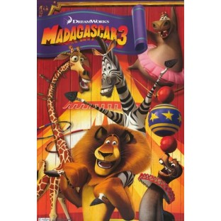 Madagascar 3: Europe's Most Wanted (2012)