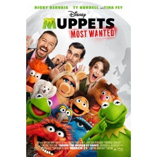 Muppets Most Wanted(2014)