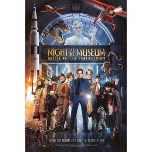 Night At The Museum 2: Battle of the Smithsonian (2009)