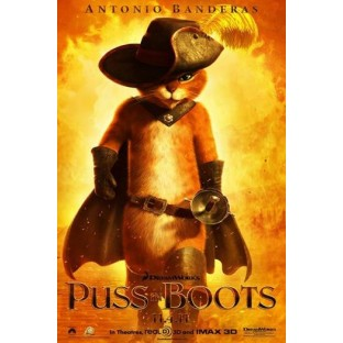 Puss in Boots (2011)