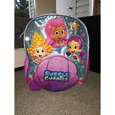 Bubble Guppies Backpack