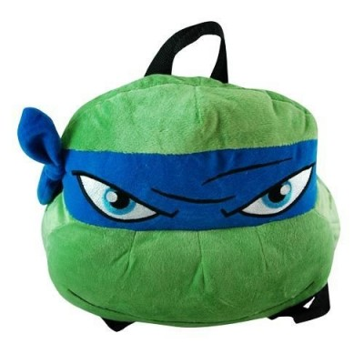 Teenage Mutant Ninja Turtles 11 Inch Plush Backpack - Leo