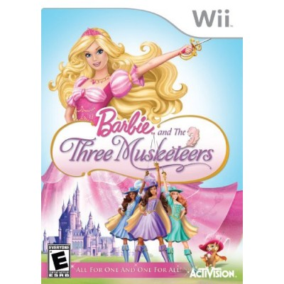 ACTIVISION-Barbie and the Three Musketeers