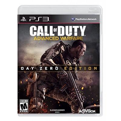 Call of Duty Advanced Warfare - Day Zero Edition - PS3