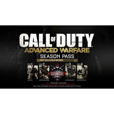 Call of Duty: Advanced Warfare - Season Pass - PS4 [Digital Code]