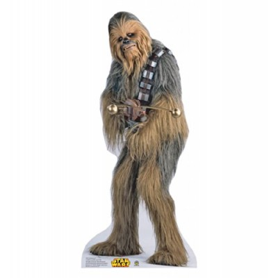 Chewbacca - Star Wars Classics (IV-VI) - Advanced Graphics Life Size Cardboard Standup
