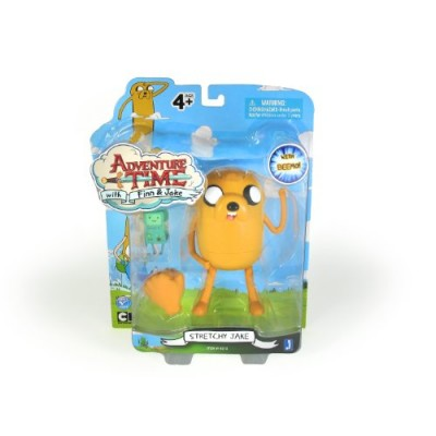 """Adventure Time 5"""" Jake with Stretch Arms with Accessories"""