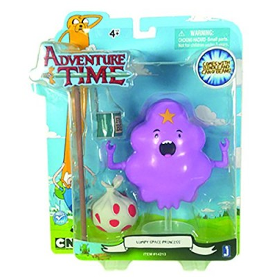 """Adventure Time 5"""" Lumpy Space Princess with Accessories"""