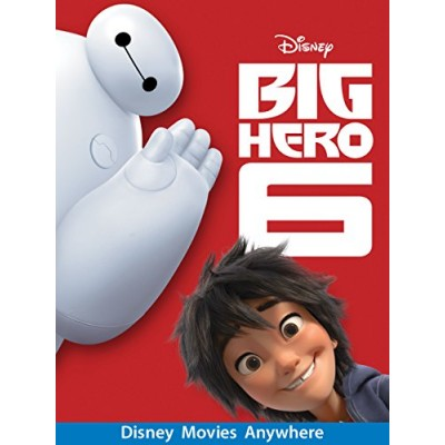 Big Hero 6 (Plus Bonus Features)