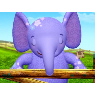 Ellee the Elephant