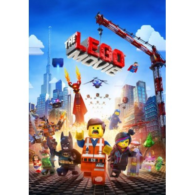 The LEGO Movie (plus bonus features)