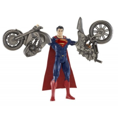 Man of Steel Split Cycle Superman