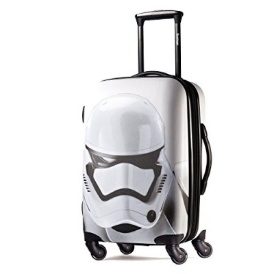 "American Tourister Star Wars 20"" Spinner Storm Trooper"