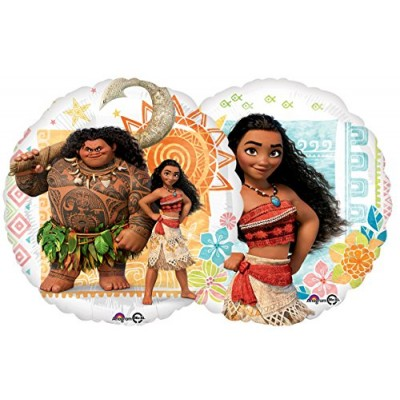 "Amscan International 3395301 ""moana"" Standard Foil Balloon"