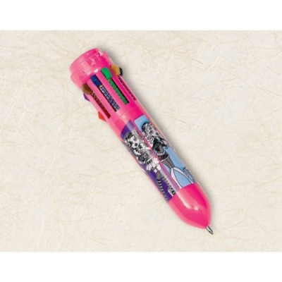 Monster High 10 Color Pen