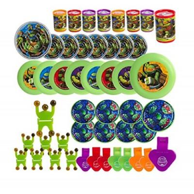 Teenage Mutant Ninja Turtle Mega Mix Favor Pack (48) Pieces Birthday Party