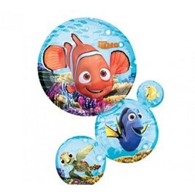 "Nemo & Friends Chain Stack 28"" Mylar Balloon - Disney Pixar Birthday Party"