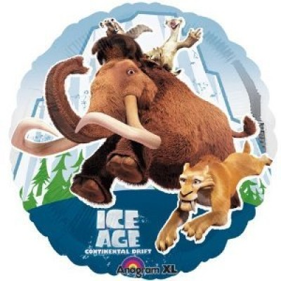Ice Age 4 18 Inch Foil Balloon