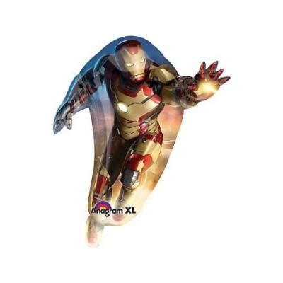 "Iron Man 36"" Shape Balloon (Each)"