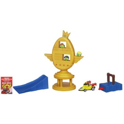 Angry Birds Go! Jenga Trophy Cup Challenge Game