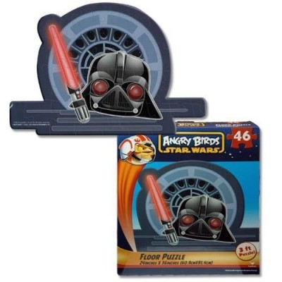 Angry Birds Star Wars 46 Piece Floor Puzzle (3 Foot Puzzle!)