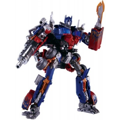 Transformers Movie Optimus Prime Revenge AD12