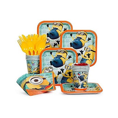 1 X Despicable Me Standard Kit (Serves 8)