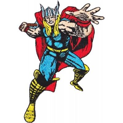 Application Marvel Comics Retro Thor Patch