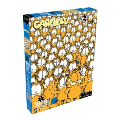 Garfield 1000 Piece Jigsaw Puzzle