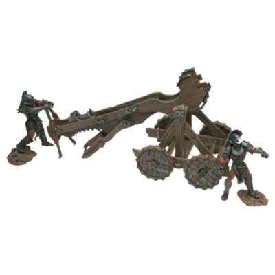 The Lord of the Rings Seige Ballista with 2 Orcs
